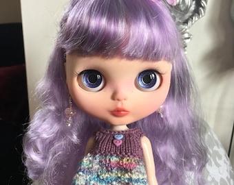 """Custom Blythe Doll """"Letitia"""" by Dollypunk21"""