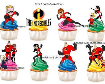 The Incredibles Etsy