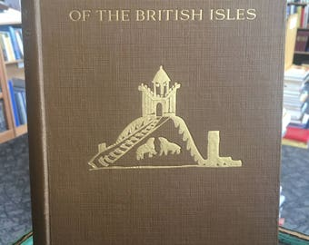 1912, Illustrated Book on Early Norman Castles of the British Isles