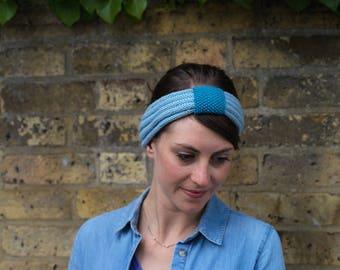 Vivien Headband knitting pattern