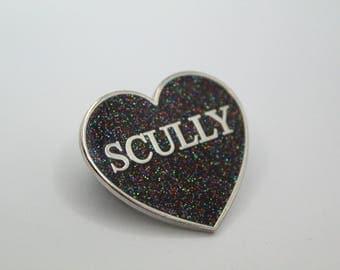 Scully Galaxy Glitter