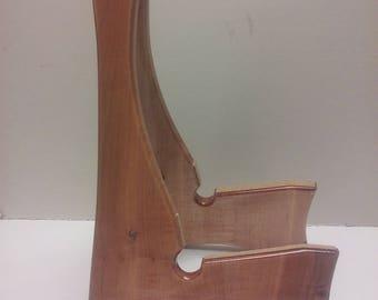 Handmade Maple Hardwood Guitar Stand