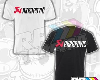 Akrapovic T-shirt Shirt Jersey