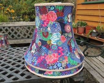 Upcycled Lampshade