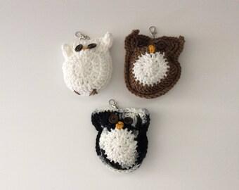 Owl clip on
