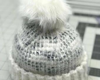 Nordic Princess - winter hat
