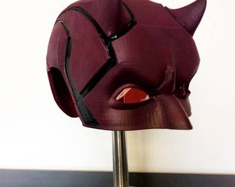 Daredevil cowl replica