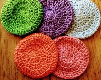 Reusable cotton disc