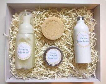 Welcome Newborn Gift Set