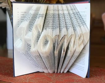 Home Book Folding