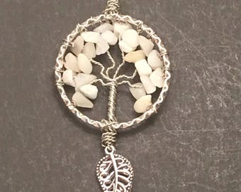 White Crystal Tree of Life
