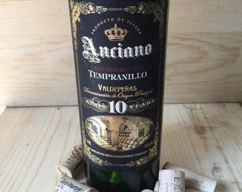 Anciano Wine Candle
