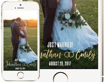 Wedding Filter, Wedding Snapchat Geofilter, Gold Silver Wedding Snapchat Filter, Wedding Ideas, Snapchat Geofilters, Wedding Geotag, Wedding