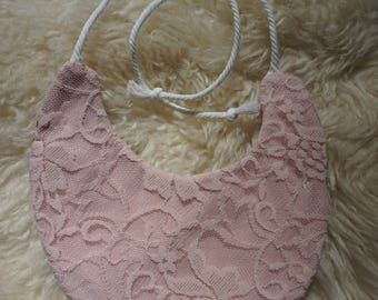 Pink Lace Short