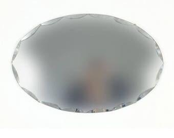 Edwardian Bevelled Glass Mirror