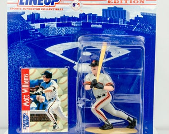 Starting Lineup 1997 MLB Matt Williams Action Figure San Francisco Giants