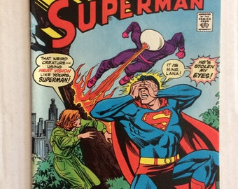 Superman Comic Book #334