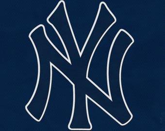 New York Yankees Crochet Graph Pattern
