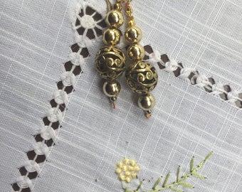 Oriental Earrings - series Ines N2