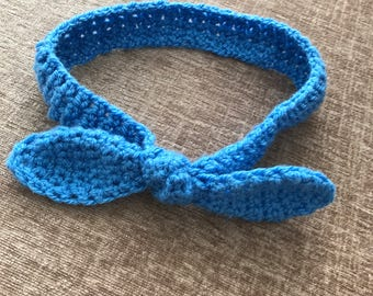 Beautiful Handmade Knotted Headband
