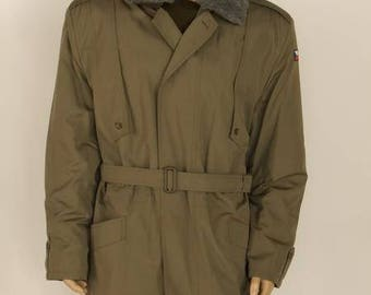 army surplus/military  issue Czech parka