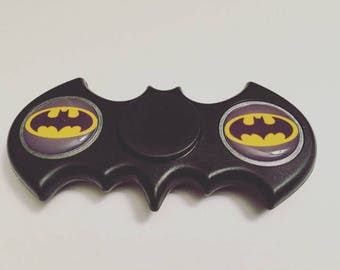 Batman Spinner - Custom Batman Fidget Spinner - Batman Symbol Spinner - Batman Fidget Spinner