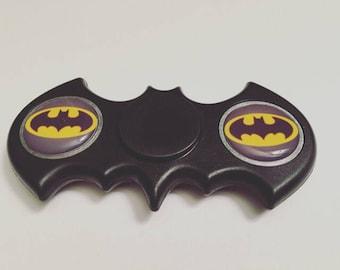 Batman Spinner - Custom Batman Fidget Spinner - Batman Symbol Spinner - Batman Fidget Spinner