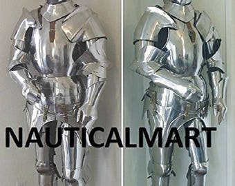 NauticalMart Medieval Knight Suit Of Armor 15th Century Combat Full Body Armour