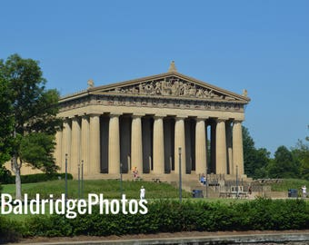 Nashville Parthenon Photo