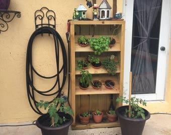 9 Pot Herb garden - self watering