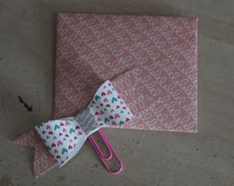 Paper Bow Paper Clips