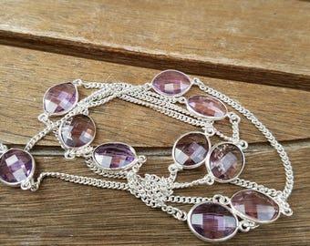 Iolite Necklace