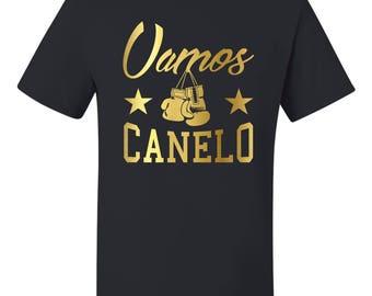 Canelo Álvarez Vamos Canelo Unisex T Shirt