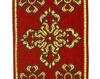 Religious trim for liturgical vestments