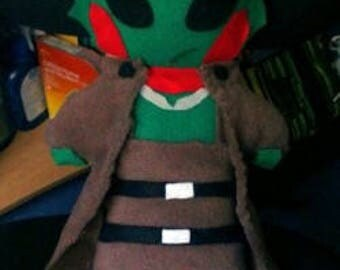 Mass Effect Thane Plush