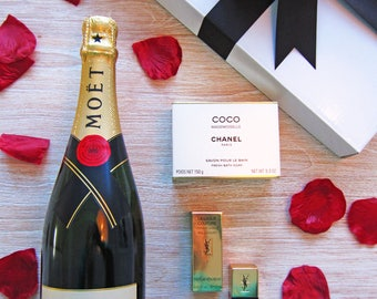 Luxe Lady - Luxury Champagne Gift Hamper