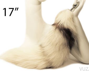 tail butt plug - fox tail butt plug - butt plug - YOU CHOOSE PLUG – bdsm - tail plug - sex toys - fox tail plug– butt plug tail – mature