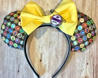 Russell Wilderness Explorer Mouse Ears