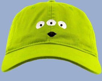 Little Green Men Cap