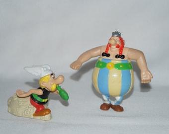 Asterix, Obelix figures