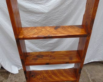 Industrial Chic Scaffold Furniture Shelving Unit
