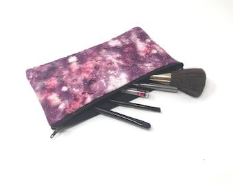 Cosmetic Bag, Makeup Brush Holder, Make-up Bag, Makeup Bag, Pencil Case, Makeup Organizer, Makeup Organizers, Zipper Pouch, Galaxy, Space