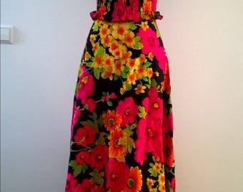 Practice vintage sundress, 70 's. size 38