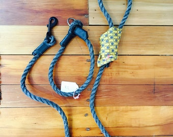 Mack Leash & Collar Set