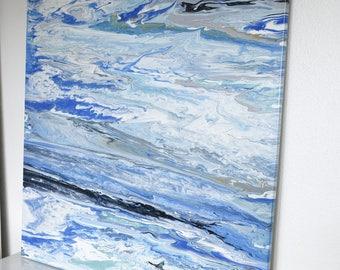 Handmade abstract art