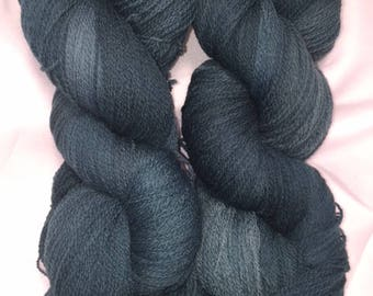 Gourd Me, Lace Weight, Hand Painted, Semi-Solid, Hand Dyed Yarn, Superwash Merino, Yarn