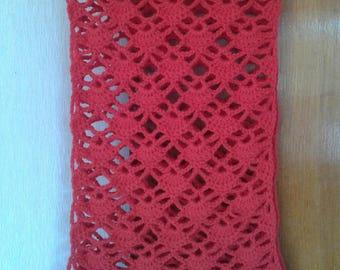 Beautiful Shell stitch Scarf