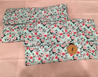 Changing pad and diaper case combo