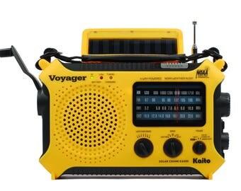 KA500L 4-way powered Emergency am/fm/sw NOAA weather Alert Radio