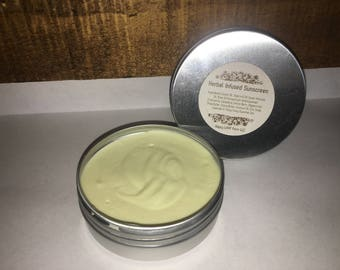 Herbal Infused Sunscreen